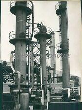 1941 Utah Oil Building Salt Lake City Original News Service Photo