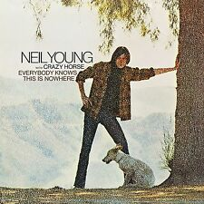 Neil Young - On the Beach NEW SEALED LP