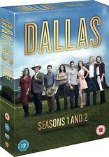 Dallas - Season 1-2 [2012] (DVD)