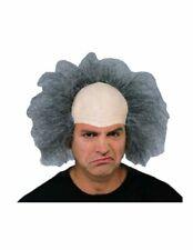 WMU 562031 Bald Old Man Headpiece Costume Accessories