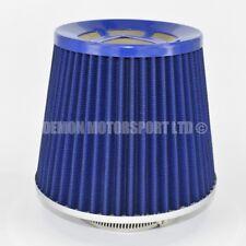 """Performance Universale Cono Filtro Aria Blu per 76mm/3"""" Kit Di Induzione (76159)"""