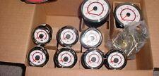 MASTERCRAFT BOAT 9 GAUGE SET~MEDALLION~TWIN ENGINE~280~MASTER CRAFT~2009~NO VDIG