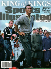 Arnold Palmer - PGA King of Kings - Tribute Cover - Sports Illustrated