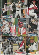 2020 Topps On-Demand Mini Baseball Base (451-700) Complete Your Set/Pick a Card