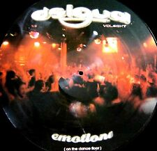 "12"" - Dsigual Vol. 8 - Emotions (PICTURE DISC VINYL 180 GR.) NUEVO * NEW LISTEN"