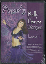 Azar's Belly Dance Workout Level 1 (DVD, 2005)