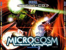 ## SEGA Mega-CD - Microcosm (GER) - TOP / MCD Spiel ##