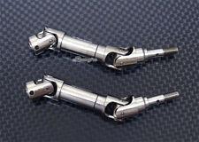 Steel Universal Swing Shaft Drive CVD Fit Traxxas 1/16 Mini Slash New