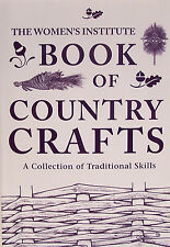 Womens Institute BOOK OF COUNTRY CRAFTS Corn Dollies,Spinning,Weaving-Hardcover