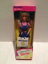 """""""Shopping Time Barbie"""" Special Edition - 1997 - New In Box - From Mattel #18230"""