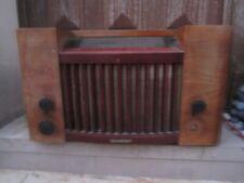 ancien poste de radio TSF Grammont
