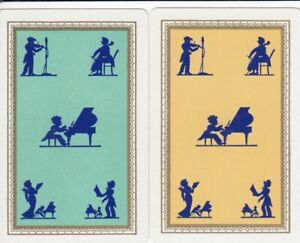 GENUINE SWAP PLAYING CARD - 1 SINGLE LADIES AND GENTS - #3