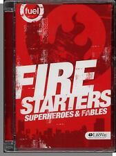 Fire Starters: Superheroes & Fables - 10 Segment Christian Teaching Values DVD!