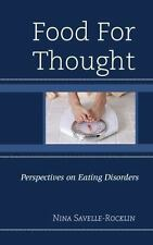 FOOD FOR THOUGHT - SAVELLE-ROCKLIN, NINA - NEW BOOK