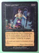 MTG MAGIC Carte FAUSSE GUÉRISON 146/350 Carnage Onslaught