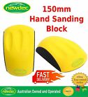SANDING BLOCK HAND NEW PANEL BEATER TOOL VELCR0 DURABLE PAPER SPEED FILE CAR