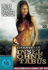 DVD - Emanuelle - Insel ohne Tabus - Laura Gemser