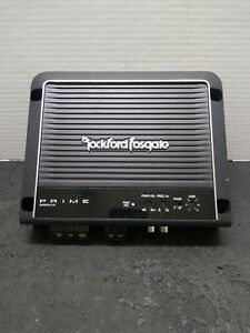 Rockford Fosgate R500X1D Prime Class-D Mono Amplifier