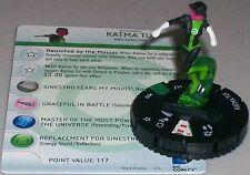 Katma Tui #022 War of Light Dc HeroClix