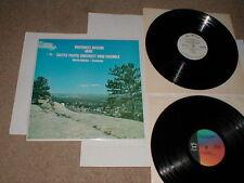 Seattle Pacific University Wind Ensemble 2 LP Private Classical Jazz School Band