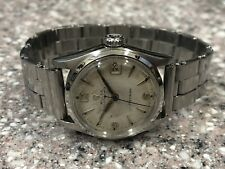 VINTAGE 1955 EARLY ROLEX OYSTER DATE REF 6066/6466 WATCH.