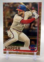 🔥  Bryce Harper 2019 Topps CAMO PARALLEL #400 1/25 SP Phillies  MINT 🔥