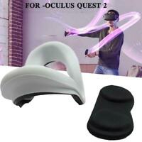 1set VR Silicone Face Cover For Oculus Quest VR Anti-Sweat Prevent T5C2 O4N8