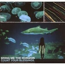 BRING ME THE HORIZON - COUNT YOUR BLESSINGS  CD NEW+