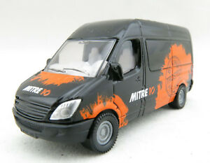 Siku 1593 NZ - New Zealand Mitre 10 Delivery Truck Mercedes Sprinter