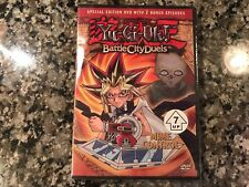 Yu-Gi-Oh! Battle City Duels Mime Control New Sealed Dvd! Cartoon Network