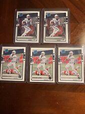 5 Card Jordan Love Rated Rookie Lot 2 Optic Packers Future