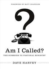 AM I CALLED? - HARVEY, DAVE/ CHANDLER, MATT (FRW) - NEW PAPERBACK BOOK