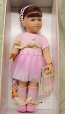 Käthe Kruse Puppe aus der Serie TONI Ballerina ca.37 cm Spielpuppe Stehpuppe