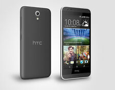 "HTC SEHNSUCHT 320 Full HD Display 8GB 5MP Android ENTSPERRT 4.5"" In Grau"