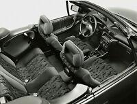 Opel Astra Cabrio Cabriolet Pressefoto 1993 21,5x16,5 cm press photo Auto PKW 07