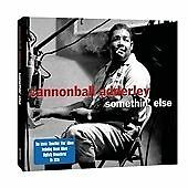 Somethin' Else, Cannonball Adderley, Very Good Original recording remastered