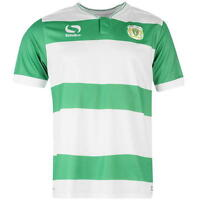 Yeovil Town FC Football Shirt - (adult:L) - Home Soccer Jersey BNWT S/S 2015/16