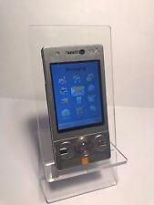 Sony Ericsson Walkman W705-Lusso Argento (Sbloccato) Cellulare