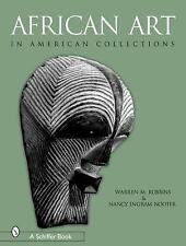 African Art in American Collections -  616 pages, large photos