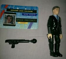 Space Precinct - Officer Jack Haldane + accessories, card DCPD H5324M 54002 1994