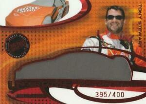 395/400 2005 Eclipse Under Cover Drivers RED #UCD-13 Tony Stewart 395/400!!