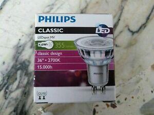 Philips classic lampadina led 4.6 w luce calda