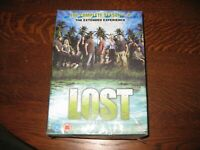 Lost TV Show - Complete Series Seasons 1-4 DVD ALL BRAND NEW FACTORY SEALED