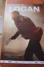 LOGAN - Hugh Jackman  - Movie Poster - Polish Release 66cm x 96cm