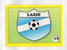 figurina IL GRANDE CALCIO VALLARDI 1992 NUMERO 174 LAZIO SCUDETTO