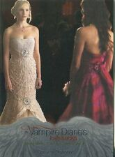 Vampire Diaries Season 4 Silver Parallel Base Card #59 Guest of Dishonor