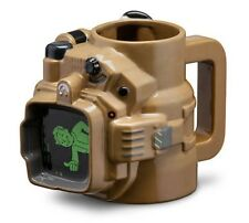 Fallout 3 4 Pip Boy 48oz Ceramic Molded Mug Replica Officially-licensed Bethesda