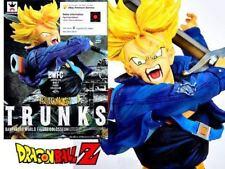 ☀ Dragon Ball Super DBZ SS Trunks Banpresto World Figure Colosseum BWFC Figurine