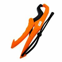 Lures Pro Fishing Gripper Floating Lip Gripper 9 Inches 6 Inches Orange White