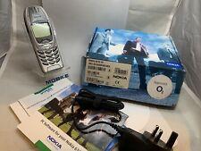 Nokia 6310i - Lightning Silver (Unlocked) Mobile Phone